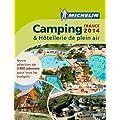 Camping & H�tellerie de plein air France 2014 Michelin