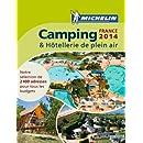 Camping & Hôtellerie de plein air France 2014 Michelin