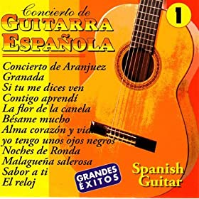 Amazon.com: Spanish Guitar. Concierto De Aranjuez: Spanish Guitar