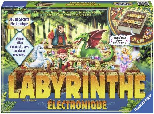 Ravensburger - 26544 - Jeu De Société Electronique - Labyrinthe Electronique