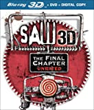 Saw 3D The Final Chapter (Two-Disc Combo: Blu-ray 3D / Blu-ray / DVD / Digital Copy) Blu-Ray
