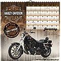 Harley-Davidson 2015 Calendar