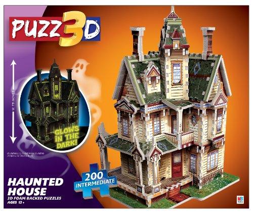 original 3d crystal puzzle castle instructions