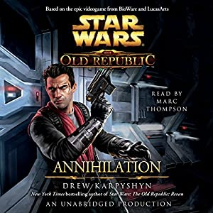 Annihilation Audiobook