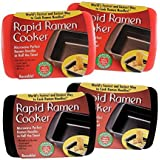 4-Family Pack Rapid Ramen Cookers