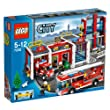 LEGO City 7208 - Gro�e Feuerwehr-Station