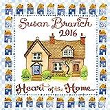 Susan Branch 2016 Calendar: Heart of the Home