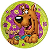 Scooby Doo 23 cm Dinner Plates (Pack of 8)