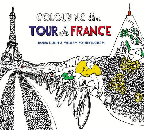 colouring-the-tour-de-france-colouring-books