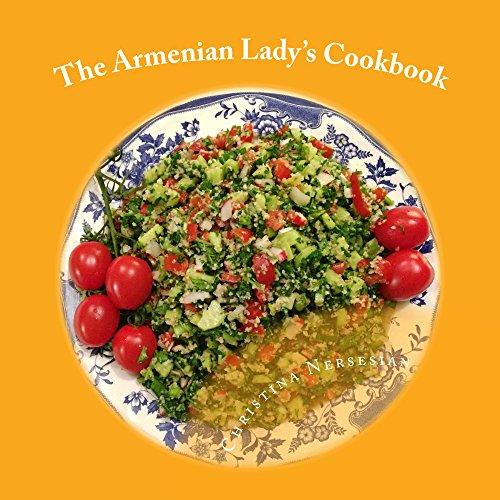 The armenian lady 39 s cookbook for Armenian cuisine book
