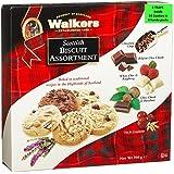 Walkers Shortbread Scottish Biscuit Assortment, 900g Boxe