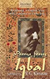 Poems from Iqbal: Renderings in English Verse with Comparative Urdu Text