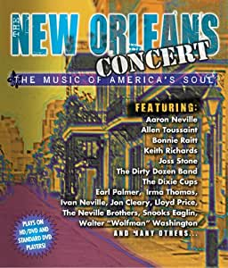 New Orleans Concert: Music of America's Soul [HD DVD] [Import USA]
