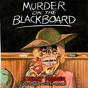 Murder on the Blackboard Hörbuch