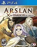 Tecmo Koei Arslan The Warriors Of Legend Playstation 4