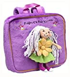 Follow Me Fairies 2740001 Madison Fairy Doll Travel Kit