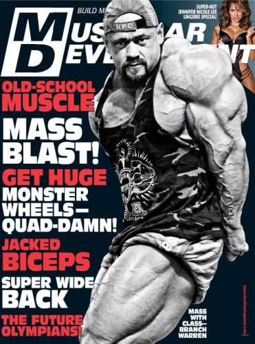 Muscular Development (Muscle Development compare prices)