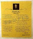 Annabel Lee by Edgar Allan Poe--In His Handwriting