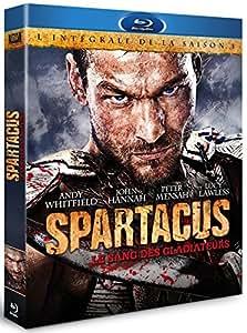 Spartacus : le sang des Gladiateurs - Saison 1 [Blu-ray]