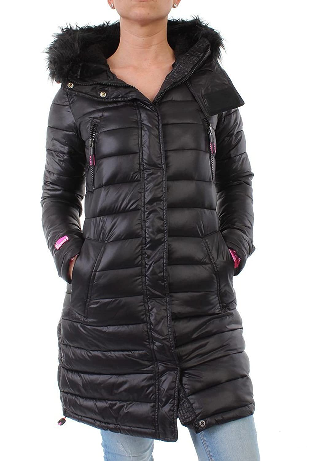 Superdry Happy Super Fuji Winterjacke