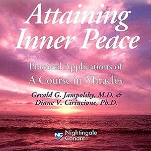 Attaining Inner Peace Hörbuch