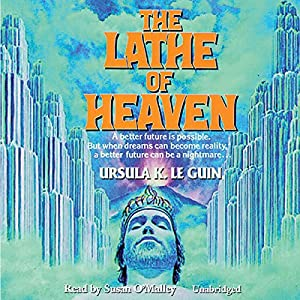 The Lathe of Heaven Audiobook