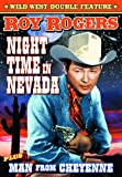 Night Time in Nevada & Man From Cheyenne [DVD] [1942] [Region 1] [NTSC] [US Import]