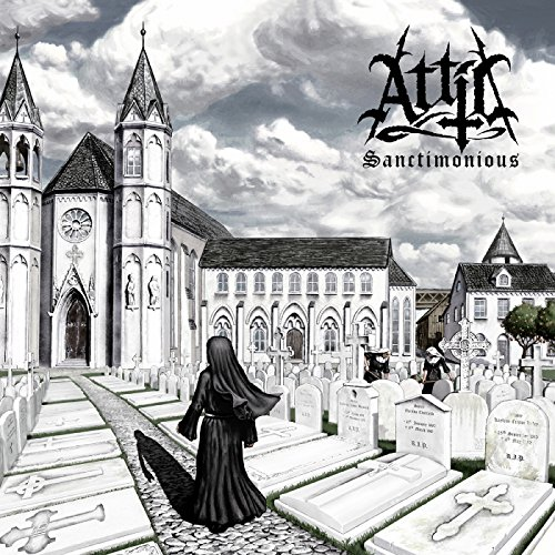 Vinilo : Attic - Sanctimonious (United Kingdom - Import)
