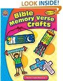 Bible Memory Verse Crafts (Bible Crafts)