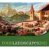 Food Landscapes - Carl Warner 2015