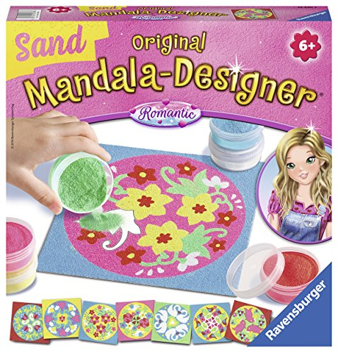 Ravensburger - Designer Romantic, juego mandala (29887 7)