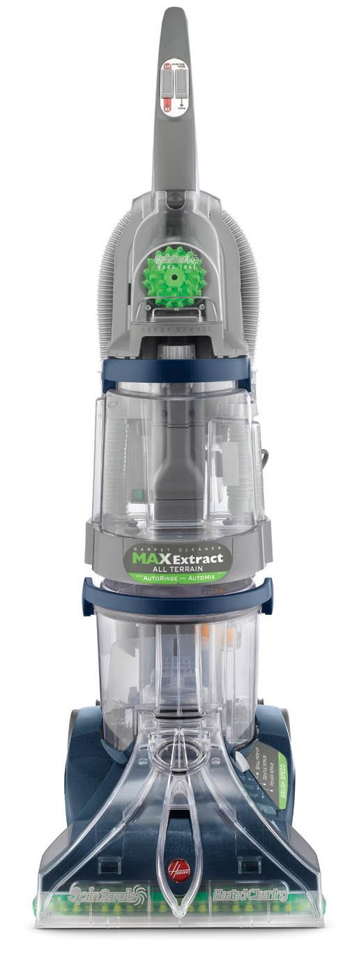 Amazon.com - Hoover Max Extract Dual V All Terrain Carpet Washer ...
