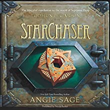 StarChaser: TodHunter Moon, Book 3 | Livre audio Auteur(s) : Angie Sage Narrateur(s) : Nicola Barber