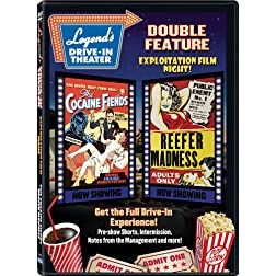 Legend's Drive-In Double Feature: Exploitation Film Night!