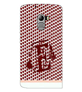 PrintDhaba GRANDbet E D-1494 Back Case Cover for LENOVO K4 NOTE A7010 (Multi-Coloured)