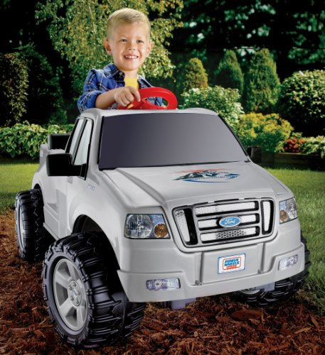Fisher-Price Power Wheels Ford F150-6V