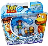 Toy Story Color Splash Buddies Slinky Dog and Woody 2-Pack