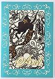 デルフィーノ 2017年手帳 ディズニー リトルマーメイド 切り絵 9月始まり B6サイズ DZ-77709