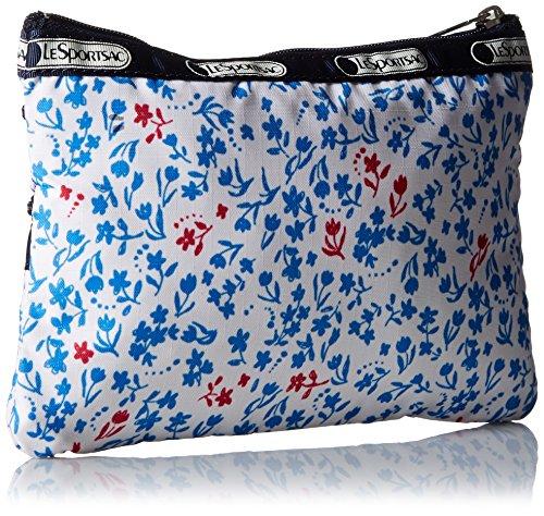 LeSportsac 3 Zip Cosmetic Case