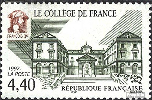Frankreich 3254 (kompl.Ausg.) gestempelt 1997 College de France (Briefmarken für Sammler)