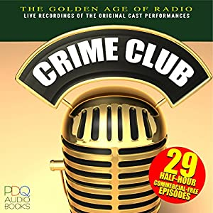 Crime Club Radio/TV Program