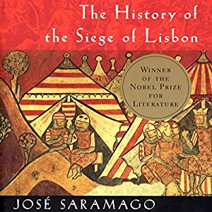 The History of the Siege of Lisbon Audiobook