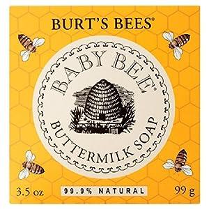 Abejas babybee Buttermilk jabón 99g de Burt de Burt's Bees Baby - BebeHogar.com