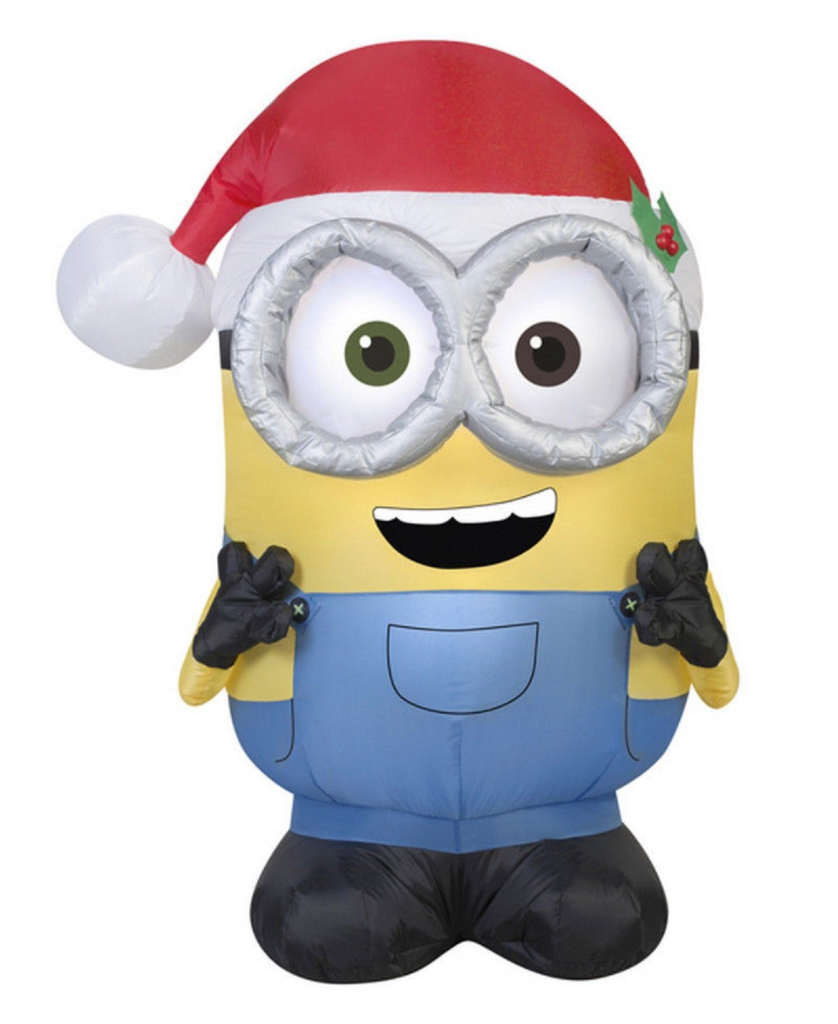 Minion Outdoor Christmas Decoration