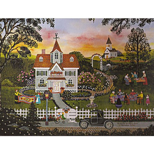 Cheap Wooster Scott Gifts Jane Wooster Scott Garden Quilting Club 300 Piece (B00553Y4PO)