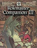 img - for Rolemaster Companion 3 book / textbook / text book