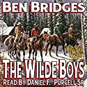The Wilde Boys Audiobook by Ben Bridges Narrated by Daniel F. Purcell