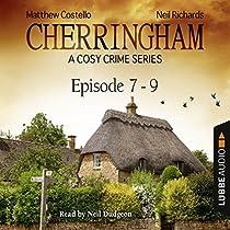 CHERRINGHAM - A COSY CRIME SERIES COMPILATION (CHERRINGHAM 7 - 9)