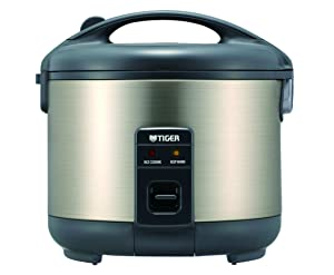 Tiger JNP-S55U HU 3-Cup Rice Cooker and Warmer