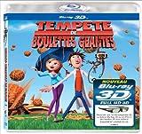 echange, troc Tempête de boulettes géantes 3D - Blu-ray 3D active [Blu-ray]
